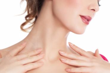 Cuidados básicos para el cuello y el escote