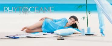 Exfoliante corporal con arena de Bora Bora de Phytoceane