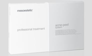 Tratamiento anti acné.